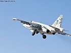 Російський військовий літак на Донеччині збив український Су-25