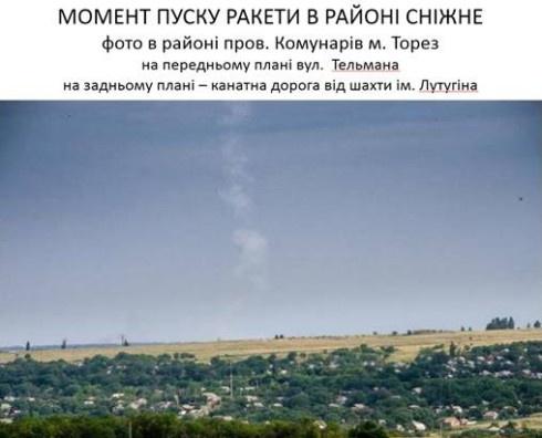 СБУ: Чітко ідентифіковано місце запуску ракети, яка вразила Боінг-777 - фото