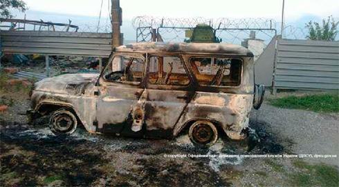 Терористи обстріляли прикордонників на узбережжі Азовського моря - фото