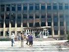У Дзержинську практично знищено центр міста