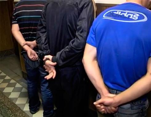 У Харкові затримали трьох диверсантів, які приїхали туди після участі у бойових діях у Слов'янську - фото