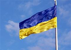 У Карлівці, Нетайловому, Первомайському піднято український прапор - фото