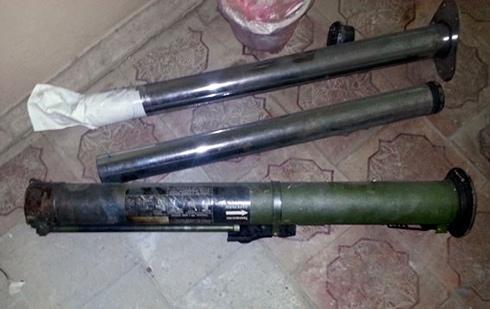 У Костянтинівці терористи виробляли фугаси у приміщеннях колишньої психлікарні - фото
