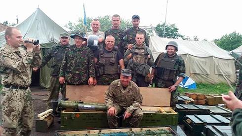 У підвалі церкви в Слов'янську знайшли склад зброї – все російського виробництва - фото