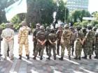 Верховну Раду охоронятимуть бійці трьох добровольчих батальйонів
