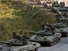 Вночі з Росії в'їхала колона з 100 одиниць бронемашин та автомобілів, яку накрила артилерія сил АТО