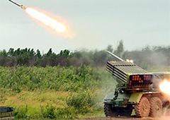 З території Росії реактивною артилерією обстріляли пункт пропуску «Маринівка» - фото