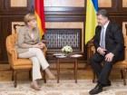Ангела Меркель: Німеччина не визнає анексії Криму
