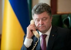 Ангела Меркель запевнила Петра Порошенка в готовності підтримати Україну на найближчому засіданні Європейської Ради - фото