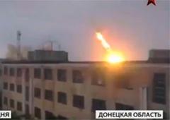 Чим годують вату: телерадіокомпанія «Звезда» збрехала про обстріл Макіївки ракетами «Точка-У» - фото