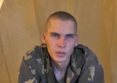 Допити взятих в полон російських десантників - фото