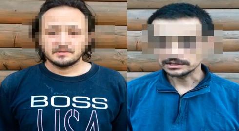 Двоє росіян-бойовиків намагалися втекти додому - фото