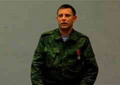 «Прем'єр-міністр» ДНР Захарченко підтвердив військову допомогу з Росії - фото