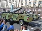 РНБО: техніка з київського параду вже прибула в зону АТО