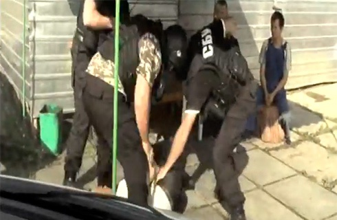 СБУ на Черкащині затримала спільника проросійських терористів - фото