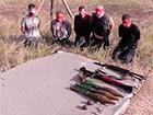 СБУ затримала 5 терористів «ЛНР» під час приготування до диверсії