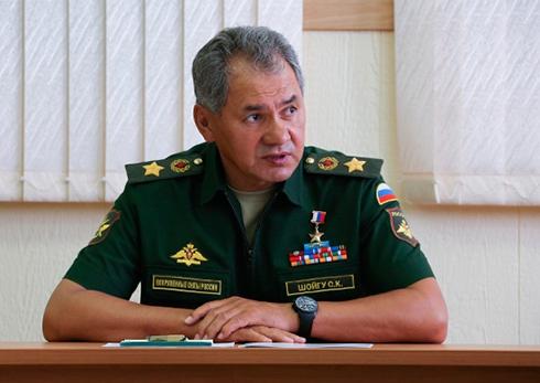 Шойгу наказав російським «миротворцям» бути у постійній готовності тому, бо вони можуть бути затребувані несподівано - фото