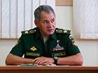 Шойгу наказав російським «миротворцям» бути у постійній готовності тому, бо вони можуть бути затребувані несподівано