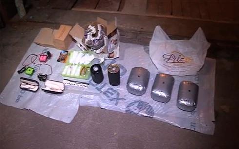 У Житомирі збиралися здійснити теракти - фото