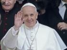 Україну з Днем Незалежності привітав Папа Римський Франциск