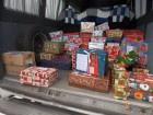 З Києва, Дніпропетровська та Харкова їде гуманітарна допомога на Луганщину та Донеччину