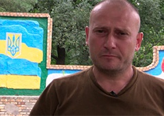 Бійці «Правого сектору» у передмісті Донецька знищили трьох терористів, - Ярош - фото