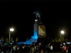 Міліція закрила справу за повалення Леніна у Харкові