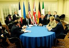 Порошенко: НАТО підтримує Україну - фото