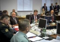 Президент провів розширене засідання Генштабу ЗСУ - фото