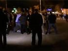 У Харкові біля колишнього пам'ятника Леніну сталася бійка