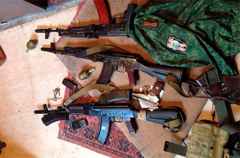 У Маріуполі затримано диверсантів, які планували вчинити теракти - фото