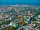 В трьох районах Донецька чутно звуки залпів