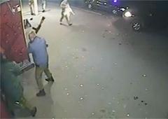 Бійці «Оплоту» жорстоко б'ють мирних людей – відео - фото