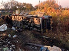 На Харківщині в аварію потрапив пасажирський автобус, загинуло 7 осіб