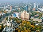 Ніч в Донецьку пройшла спокійно, але зранку знову чутні потужні постріли і вибухи