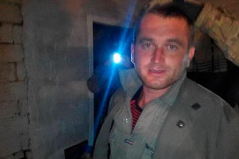 Поблизу Донецька затримано диверсанта на прізвисько «Краб», який мріяв піти у танкісти - фото