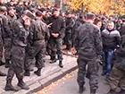 Почато досудове розслідування відносно командирів нацгвардійців, які мітингували під АП