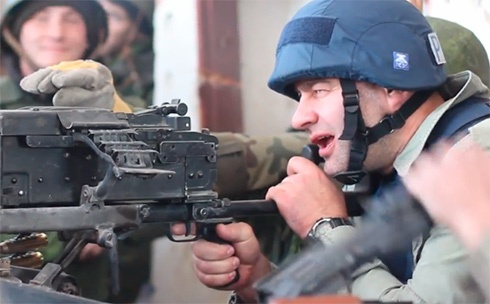 Пореченков приїхав у Донецьк постріляти по українцям - фото