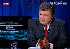 Порошенко хотів би подякувати Росії - фото