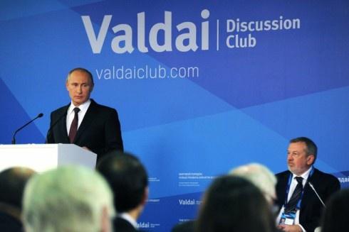 Путін: Україна – досить складносурядне державне утворення - фото
