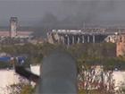 Терористи з «Градів» двічі обстріляли диспетчерську вежу донецького аеропорту