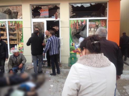 У Куйбишевському районі Донецька внаслідок обстрілу загинуло 7 людей - фото