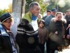 У Зугресі бойовики прив'язали чоловіка до «стовпа ганьби»
