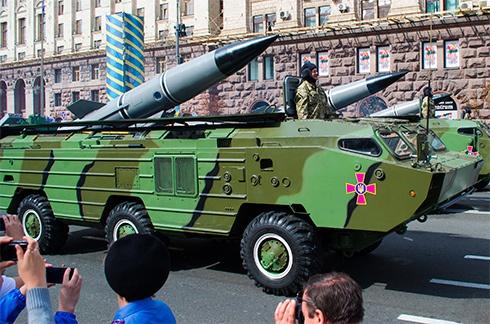 Українські військові не використовують ракетні комплекси «Точка У», - прес-центр АТО - фото