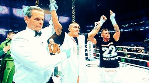 Усик переміг Брюєра та став Інтерконтинентальним чемпіоном WBO - фото