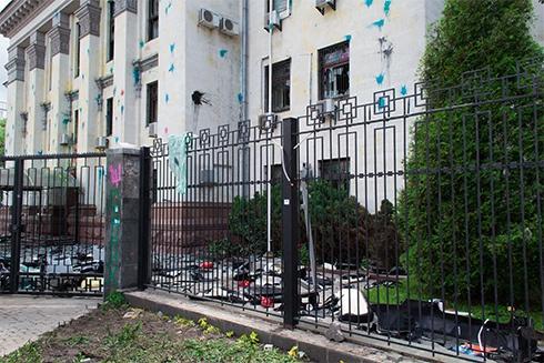 Москва порушила кримінальну справу за напад на своє посольство в Києві - фото