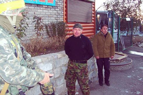 Затримано росіянина-навідника ПЗРК - фото