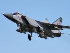 До кордону з Україною Росія перекинула винищувачі МіГ-31