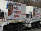 На Донбас з Росії заїхали 74 вантажівки з невідомим вмістом