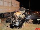 На Херсонщині легковик зіткнувся з КамАЗом, загинули 6 людей